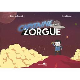 Capitaine Zorgue. préface de Marc Dubuisson | Boun, Issa. Scénariste