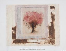 Le Chant d'un arbre X   Heyart, Sylvie (1961-....). Graveur