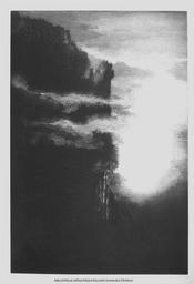 Racine des nuages | Maillard, Maurice (1946-2020). Graveur