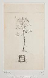 L' Arbre | Shiraishi, Mitsuo (1969-....). Graveur