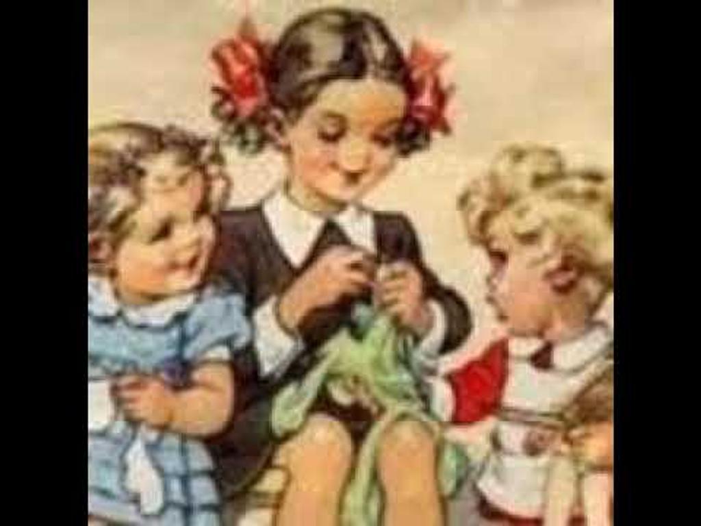 Papotages d'enfants d'Andersen |