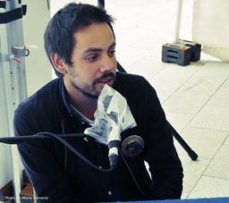 Interview radio de Timothée Leman (Principe Actif & la Médiathèque d'Evreux) |