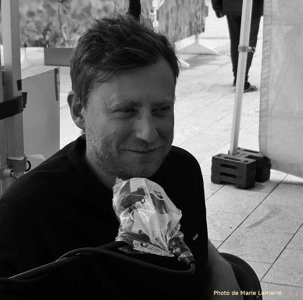 Interview radio de Steve Baker (Principe Actif & la Médiathèque d'Evreux) |