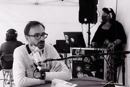 Interview radio de J. Joret (Principe Actif & la Médiathèque d'Evreux) |