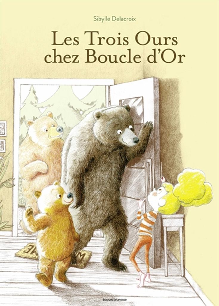 Les trois ours chez Boucle d'Or (Vidéo réalisée par la médiathèque de Louviers) |