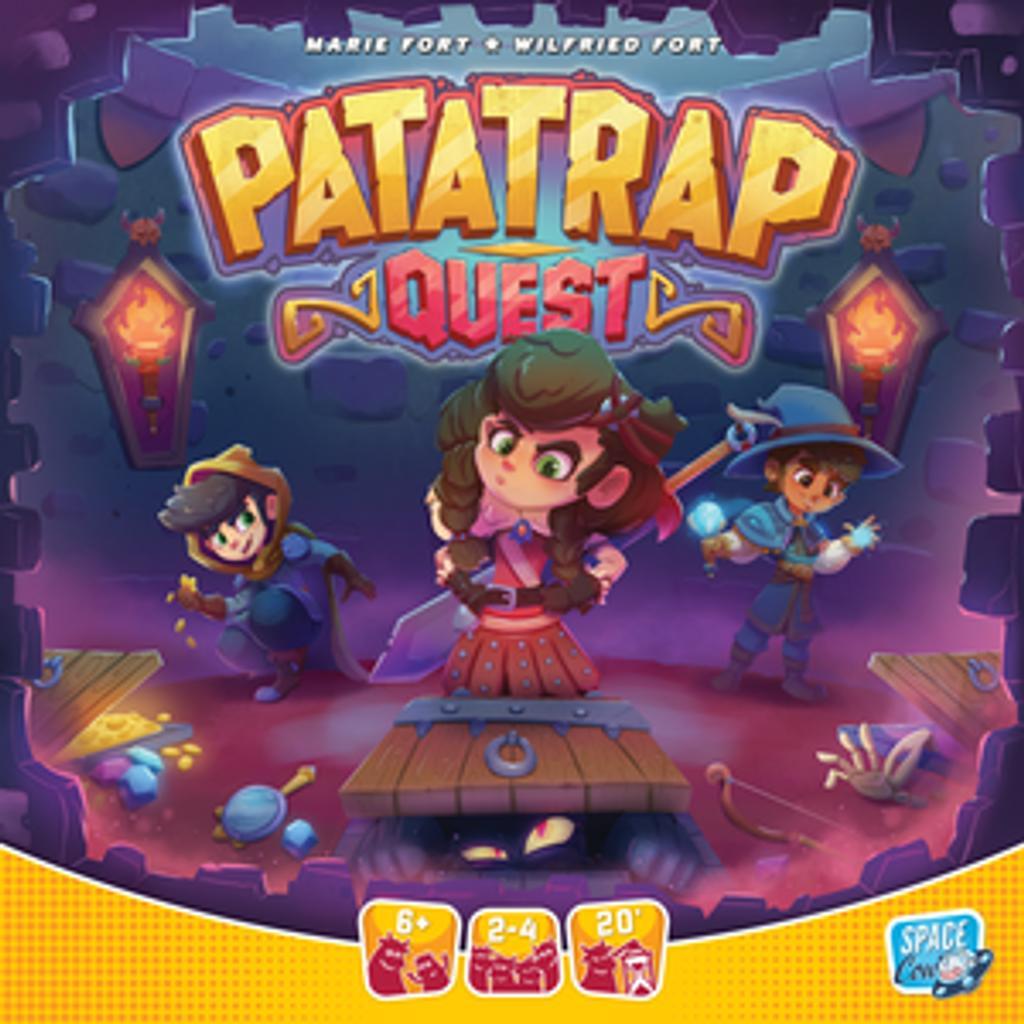 PATATRAP Quest |