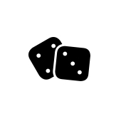 Je joue avec mes dominos Dalmatiens |
